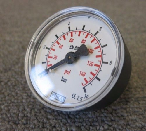 Wika Instruments 7203493 405-5559 Analogue Positive Pressure Gauge New